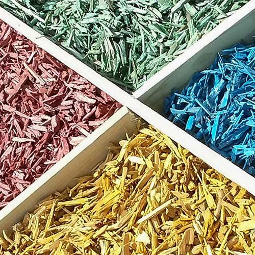Mulch-couleur