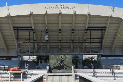 TERREOLE Roland-Garros-Court-Suzanne-Lenglen